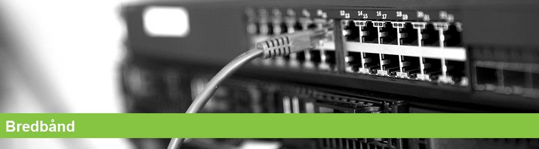 Bredbånd, Fiber, Internet til erhverv, Internetløsning