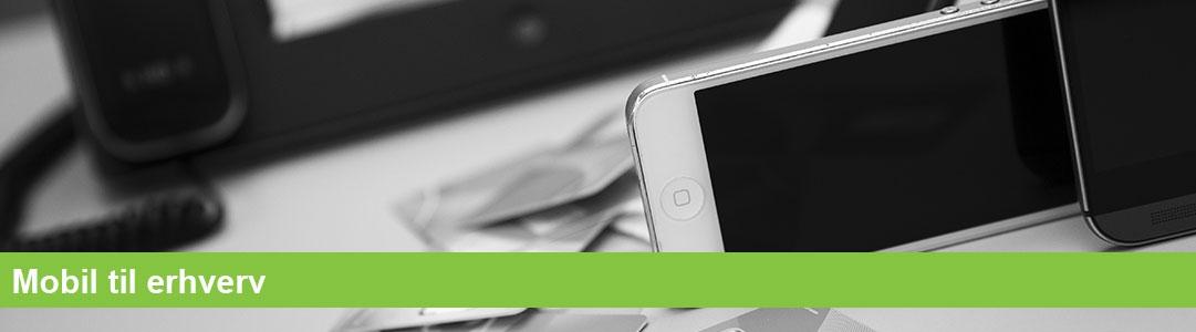 Mobiltelefoni, Erhvervstelefoni, Mobilabonnement, Mobil til erhverv