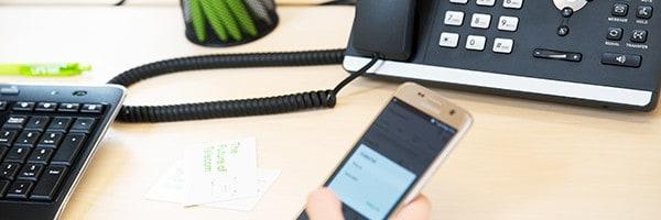 IP-telefoni til erhverv fra Uni-tel