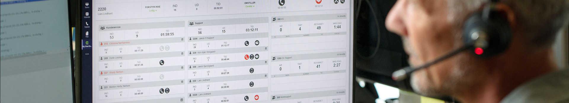 Uni-tel har løsninger til alle virksomhedstyper