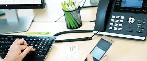 Der er mange fordele ved en mobil PBX