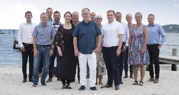 Danbolig på Bornholm er ca. 14 medarbejdere