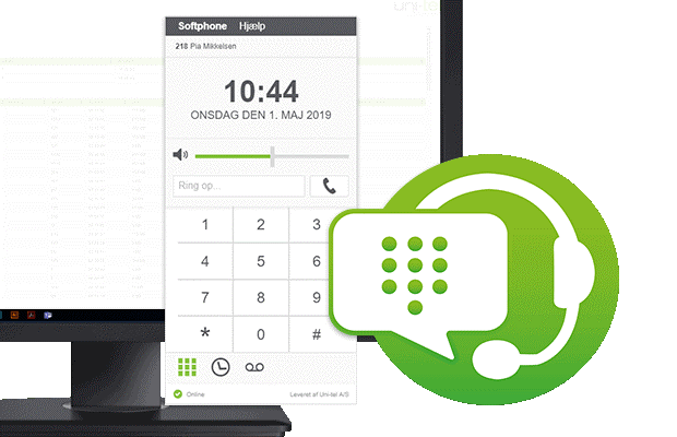 Download Uni-tel softfone